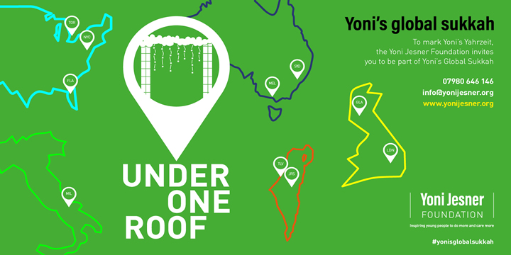 Under One Roof Green Flyer