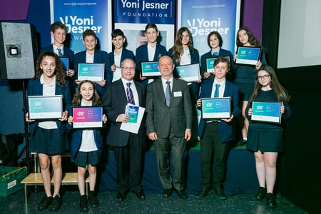 Yoni Jesner Awards 2018